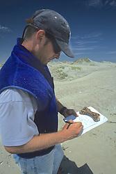 J. Nichols Recording Info On Turtle Bone