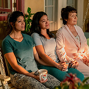 """Jane The Virgin -- """"Chapter One - Hundred""""<br /> Photo by : Lisa Rose --The CW ©2019<br /> The CW Network LLC<br /> All Rights Reserved"""