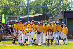 04 June 2021:   Heyworth Hornets at LeRoy Panthers in LeRoy IL<br /> <br /> 25 HR celebration <br /> <br /> (Photo by Alan Look)