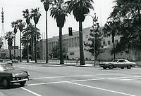 1973 KTLA and KMPC on Sunset Blvd.