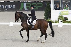 Smits Vanderhasselt Vicky (BEL) - Daianira van de Helle<br /> CHIO Rotterdam 2012<br /> © Hippo Foto - Leanjo de Koster
