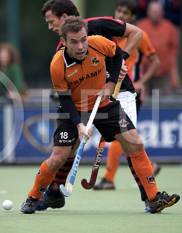 EINDHOVEN - Oranje Zwart- Schaerweijde<br /> Hoofdklasse mannen<br /> Foto: Paul Maas,<br /> FFU PRESS AGENCY COPYRIGHT FRANK UIJLENBROEK