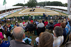 Overview arena<br /> World Championships Young Dressage Horses - Verden 2011<br /> © Dirk Caremans
