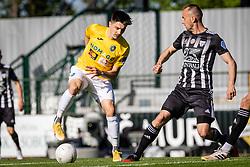 during football match between NS Mura and NK Bravo in 33rd Round of Prva liga Telekom Slovenije 2020/21, on 8 of May, 2021 in Fazanerija, Murska Sobota, Slovenia. Photo by Blaž Weindorfer / Sportida