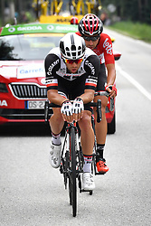 July 19, 2017 - Serre-Chevalier, FRANCE - Australian Michael Matthews of Team Sunweb and Belgian Thomas De Gendt of Lotto Soudal pictured in action during the seventeenth stage of the 104th edition of the Tour de France cycling race, 165km from La Mure to Serre-Chevalier, France, Wednesday 19 July 2017. This year's Tour de France takes place from July first to July 23rd. BELGA PHOTO DAVID STOCKMAN (Credit Image: © David Stockman/Belga via ZUMA Press)