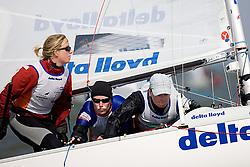 08_002666 © Sander van der Borch. Medemblik - The Netherlands,  May 24th 2008 . Day 4 of the Delta Lloyd Regatta 2008.
