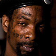 Minister King Samir Shabazz, chairman of Philadelphia's New Black Panther party. (© Philadelphia Weekly)