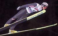 Val di Fiemme/Predazzo.2003-02-22/ Hopp stor bakke K120<br />Roar Ljoekelsoey<br />Foto, Calle Toernstroem