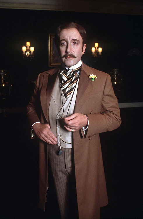Peter Sellers seen in one of his roles in the film 'The Prisoner of Zenda'. Photographed on location in Vienna,Austria. Photograph by Terry Fincher.