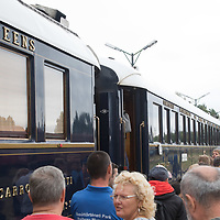 Venice Simplon Orient Express in Budapest 2018