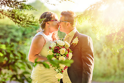 Bride and Groom at the Holiday Inn, Newport Pagnell