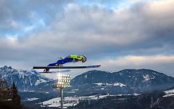 06.01.2016, Paul Ausserleitner Schanze, Bischofshofen, AUT, FIS Weltcup Ski Sprung, Vierschanzentournee, Bischofshofen, Finale, im Bild Florian Altenburger (AUT) // Florian Altenburger of Austria during the Final of the Four Hills Tournament of FIS Ski Jumping World Cup at the Paul Ausserleitner Schanze in Bischofshofen, Austria on 2016/01/06. EXPA Pictures © 2016, PhotoCredit: EXPA/ JFK