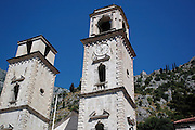 Montenegro, Kotor, Saint Tryphon church