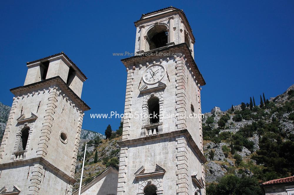Montenegro, Kotor, Saint Tryphon church