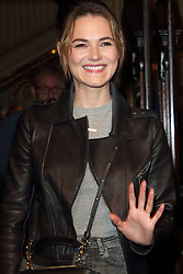 May 29, 2019 - London, United Kingdom - Kara Tointon at The Starry Messenger Press Night at the Wyndhams Theatre, Leicester Square (Credit Image: © Keith Mayhew/SOPA Images via ZUMA Wire)