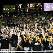 ORLANDO, FL - OCTOBER 09:  Fans are seen in the student section at Bright House Networks Stadium on October 9, 2014 in Orlando, Florida. (Photo by Alex Menendez/Getty Images) *** Local Caption ***