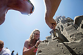 Great Sand Sculpture Contest in Long Beach