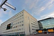 Nederland, Nijmegen, 24-11-2014De toegang tot de eerste hulp van het Radboudumc, umc, radboud, academisch, ziekenhuis.FOTO: FLIP FRANSSEN/ HOLLANDSE HOOGTE