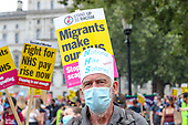 Britain Healthcare Workers Protests