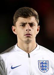 England's Adam Lewis