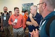 The Linux Foundation hosts its Android Builders Summit and Embedded Linux Conference at San Jose Marriott in San Jose, California, on March 24, 2015. (Stan Olszewski/SOSKIphoto)