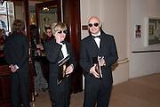 DANIEL JAY; ANT JOHNSON, Olivier Awards 2012, Royal Opera House, Covent Garde. London.  15 April 2012.