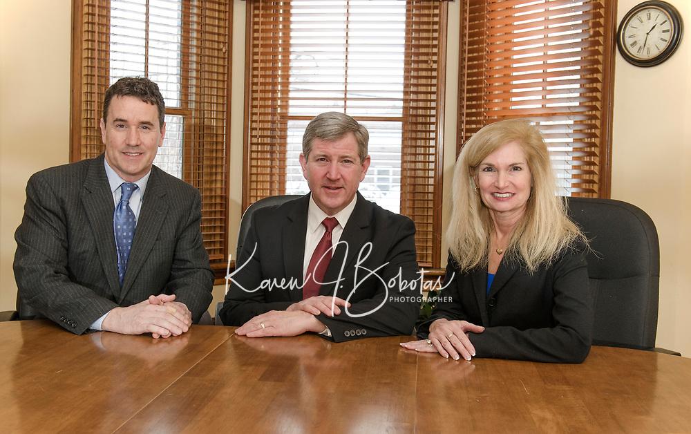 Chisholm, Persson and Ball, PC corporate photos.    ©2019 Karen Bobotas Photographer