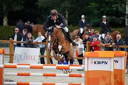 Maarse David (NED) - Liefhebber's Wildcard<br /> KWPN Paardendagen Ermelo 2010<br /> © Dirk Caremans