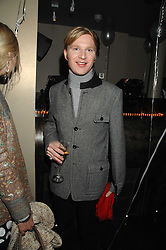 HENRY CONWAY at a party to celebrate the 1st birthday of nightclub Kitts, 7-12 Sloane Square, London on 5th March 2008.<br />