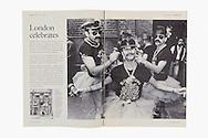Evening Standard Centenary City Magazine