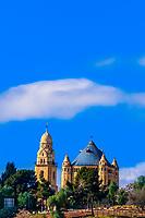 Notre Dame de France, Jerusalem, Israel.