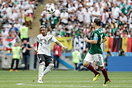 Jerome Boateng of Germany during the 2018 FIFA World Cup Russia, Group F football match between Germany and Mexico on June 17, 2018 at Luzhniki Stadium in Moscow, Russia - Photo Thiago Bernardes / FramePhoto / ProSportsImages / DPPI