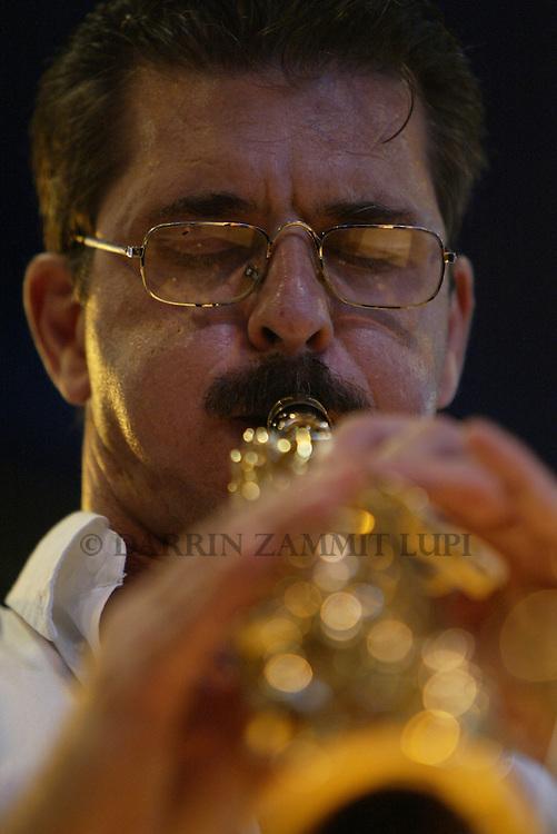 Walter Vella (Dominic Galea's Heritage), 2003<br /> Photo by Darrin Zammit Lupi