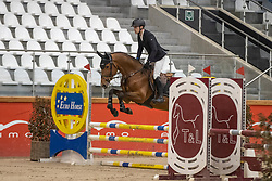 Vervoort Jorick, BEL, Chacwood PS<br /> Pavo Hengsten competitie - Oudsbergen 2021<br /> © Hippo Foto - Dirk Caremans<br />  22/02/2021