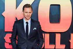 Leicester Square, London, February 28th 2017. Celebrities, VIPs and cast members of Kong: Skull Island, a Warner Brothers release, gather on the red carpet ahead of the film's European Premiere in London. The film stars Tom Hiddleston, Brie Larson, Samuel L Jackson, Tom C Reilly, Toby Kebbel and is directed by Jordan Vogt-Roberts. PICTURED: