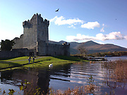 Ross Castle, Killarney in Killarney National Park.<br /> Picture by Don MacMonagle
