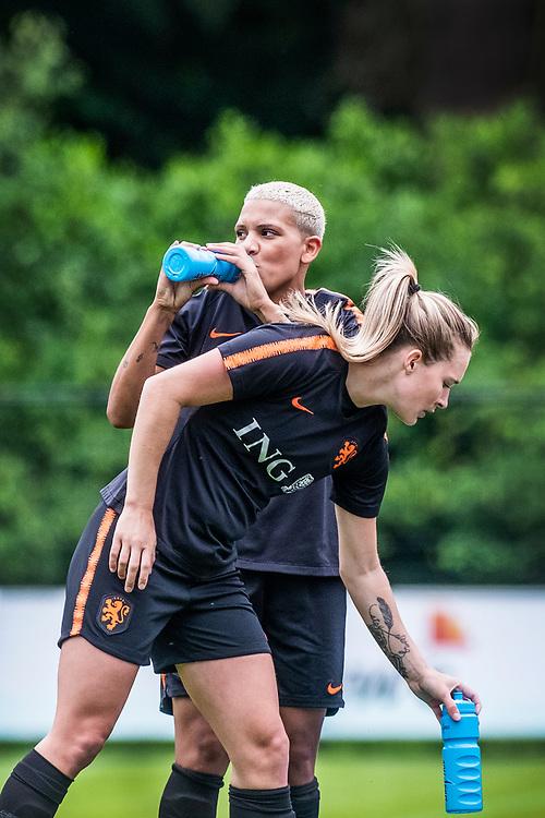 Netherlands. Zeist, 27-05-2019. Photo: Patrick Post. Training Nederlands Dames voetbalelftal. Shanice van de Sanden tijdens de training.