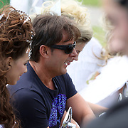 NLD/Spaarnwoude/20090804 - Persconferentie Gerard Joling - For Your Eyes Only Concert 2009,