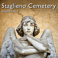 Staglieno Monumental Cemetery Genoa - Pictures Images -