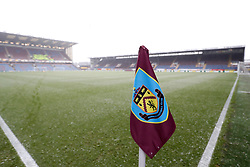 A general view of Turf Moor before the Premier League match at Turf Moor, Burnley.