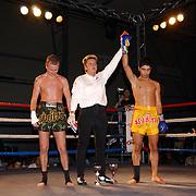 Muay thai wedstrijden Dudok Arena Hilversum
