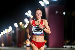 2019 IAAF World Athletics Championships held in Doha, Qatar from September 27- October 6<br /> Day 1 - Womens Marathon