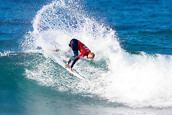 Adrian Buchan of Australia advances to Round Three of the 2017 Hurley Pro Trestles after defeating Stu Kennedy (AUS) in Heat 8 of Round Two at Huntington Beach, CA, USA.