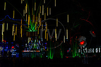 Garden of Light, TILT, Leicester Square, Lumiere London  16th January 2016<br /> <br /> Images taken by Richard Washbrooke Photography