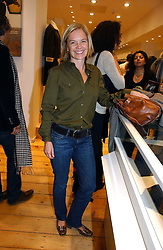 MARIELLA FROSTRUP at the launch party for the Comptoir des Cotonniers boutique, 235 Westbourne Grove, London W11 on 25th October 2006.<br /><br />NON EXCLUSIVE - WORLD RIGHTS