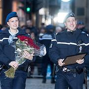 NLD/Amsterdam/20180203 - 80ste Verjaardag Pr. Beatrix, Rozen en presentjes voor de prinses