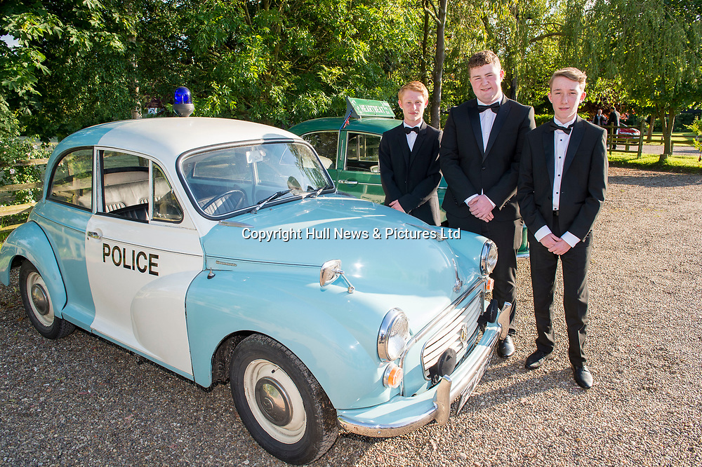 21 JUne 2019: Louth Academy Year 11 Prom at Brackenborough Hotel.<br /> Evan Newby, Scott Mumby and Billy Vickerage.<br /> Picture: Sean Spencer/Hull News & Pictures Ltd<br /> 01482 210267/07976 433960<br /> www.hullnews.co.uk         sean@hullnews.co.uk