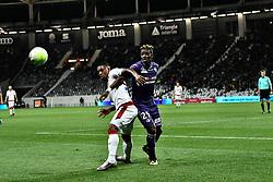 September 15, 2017 - Toulouse, France - Malcom (gir) vs Moubandje  (Credit Image: © Panoramic via ZUMA Press)