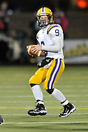 The Avon Eagles varsity football team against Aurora in an OHSAA state semi final contest on November 25, 2011 in Parma.