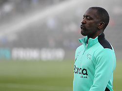 Assistant Manager Chris Powell before the match - Mandatory by-line: Jack Phillips/JMP - 09/08/2016 - FOOTBALL - iPro Stadium - Derby, England - Derby County v Grimsby Town - EFL Cup First Round